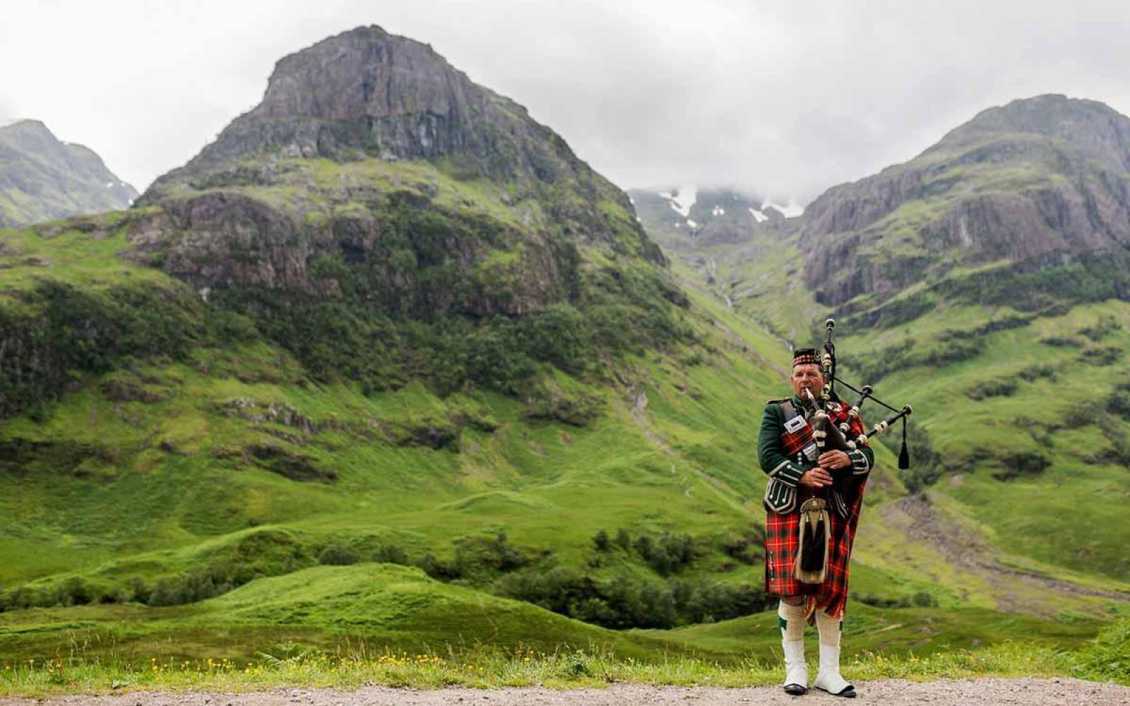 InLingua Эдинбург, Шотландия