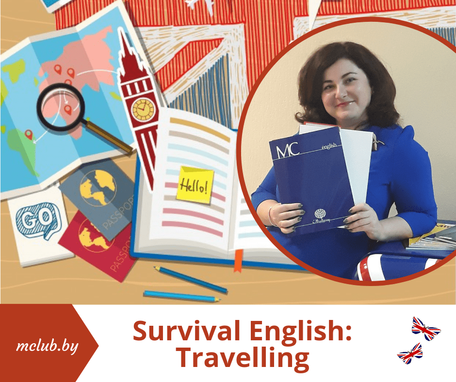 Survival English: Travelling