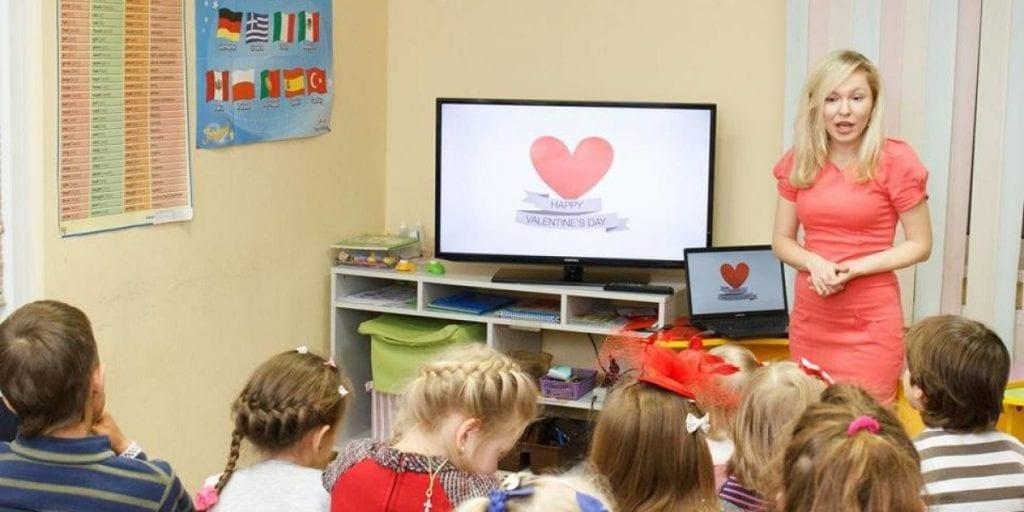 Общий коммуникативный курс для детей