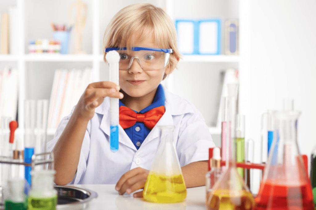 Модульный проект для юных ученых.  Cool Science.