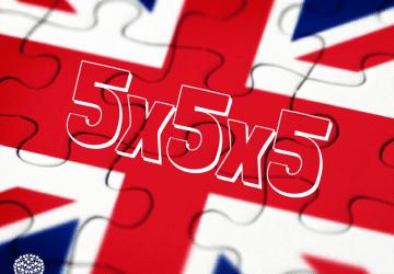 Интенсивный разговорный курс 5x5x5