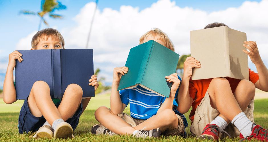 Программа по методу интерактивных чтений для дошкольников.  BOOKland