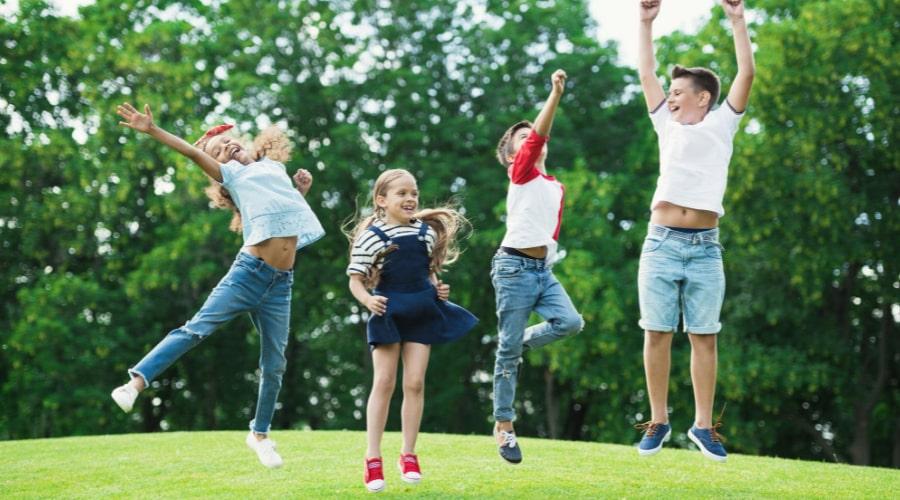 Летний лагерь для детей «Hot English Summer KIDS»