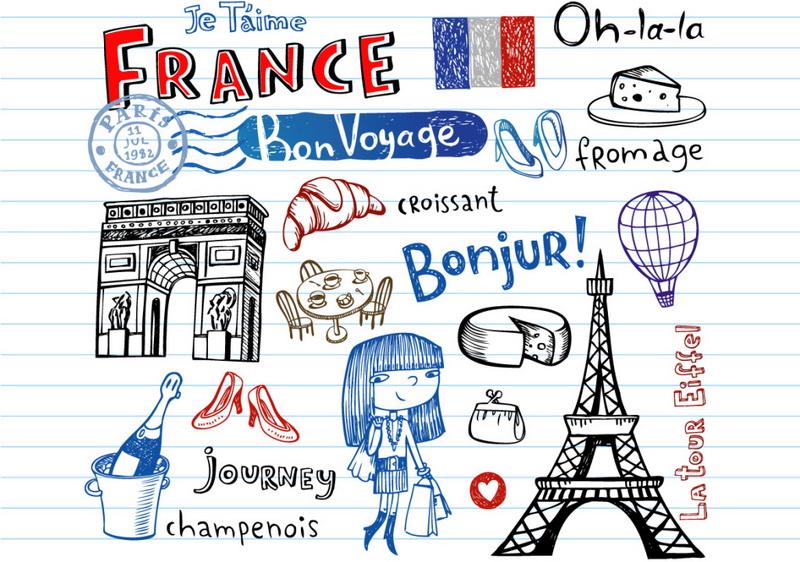 Французский в Малберри Клаб!